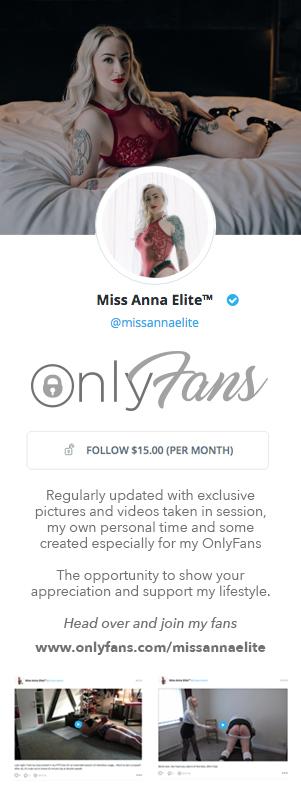 onlyfans miss anna