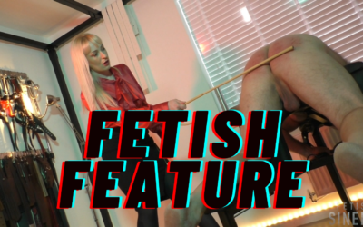 Fetish Feature – Cruel Caning